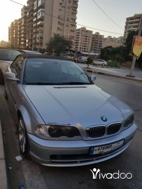 BMW in Tripoli - for sale 325 model 2003