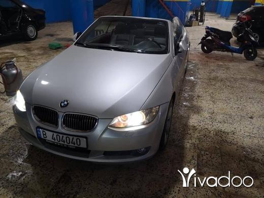 BMW in Port of Beirut - BMW 325i