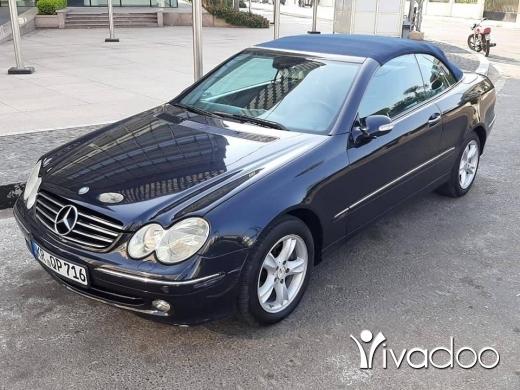 Mercedes-Benz in Tripoli - CLK 200 شركة لبناني جديدة
