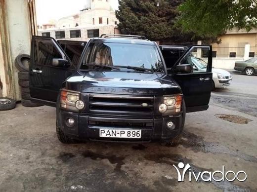 Land Rover in Al Beddaoui - لند روفر سكافري 2005 انقاض