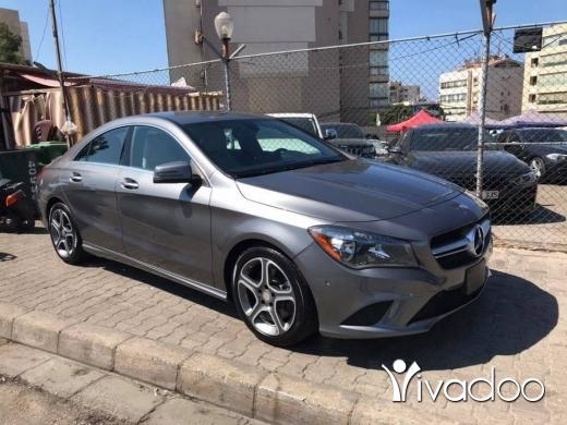 Mercedes-Benz in Beirut City - Cla250 2014