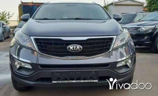 Kia in Beirut City - 2016 Kia Sportage / Company source / No accidents / 2.0L AWD / 52000km