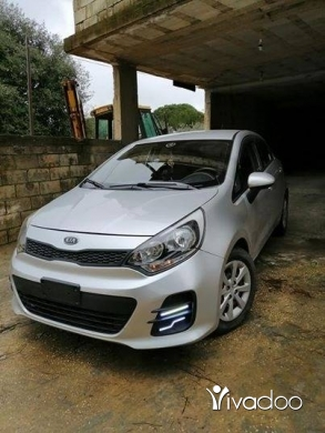 Kia in Sour - Kia rio mod [hidden information]klm).امكانية الفحص بالكامل.٧٠٤٥٥٤١٤