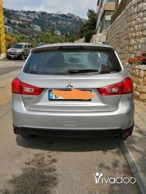Mitsubishi in Beirut City - Mitsubishi Outlander Model 201