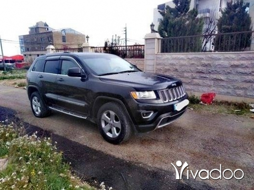 Jeep in Zahleh - Grand cheroke 2011 look 2014