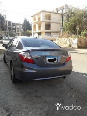 Honda in Barsa - honda civic 2012