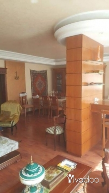 Apartments in Beirut City - منزل مارالياس ١٦٠ متر عالسند ١٤٢ ٣ نوم ٣ حمامات صالون سفرة كتير مرتب