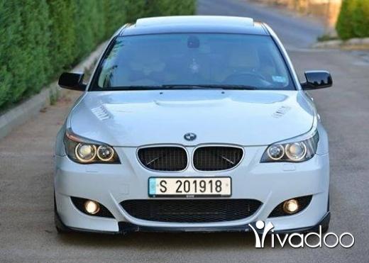 BMW in Beirut City - Bmw 530 kit M5 mod 2005.امكانية الفحص بالكامل.٧٠٤٥٥٤١٤