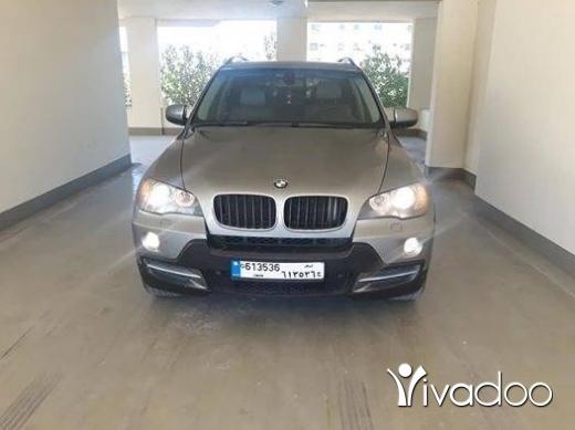 BMW in Zahleh - X5 model 2007 v6