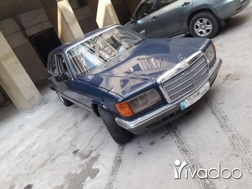 Mercedes-Benz in Tripoli - ٢٨٠ خارقة