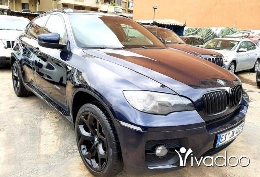 BMW in Jdeideh - Bmw X6 model 2010
