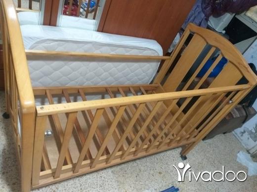 Other in Miyeh We Miyeh - سرير مع فرشة غير مستعملة