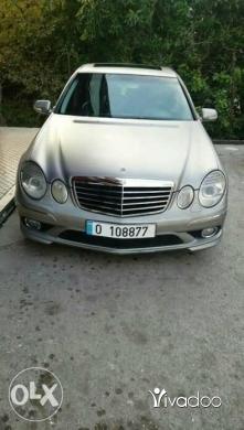 Mercedes-Benz in Zahleh - E500 v8 2004