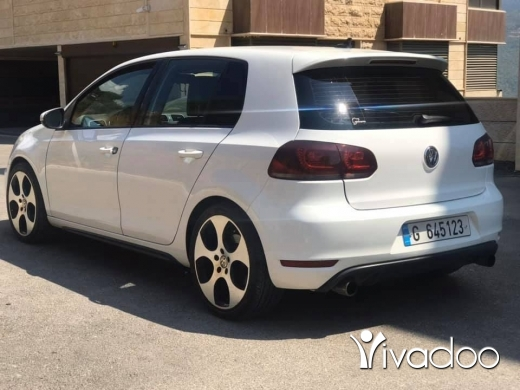 Volkswagen in Baabda - golf 6 gti