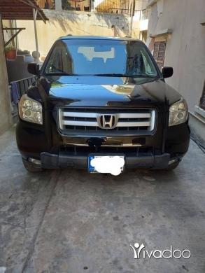 Honda in Deir Ammar - Honda pilot
