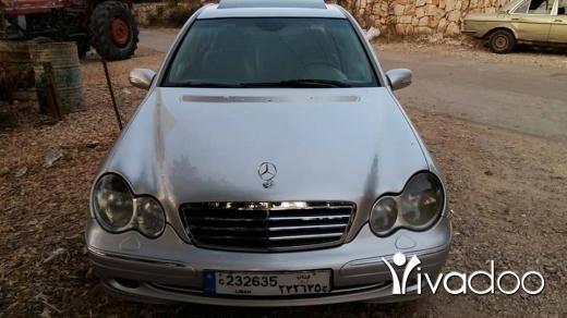Mercedes-Benz in Nabatyeh - Mercedes c240 2004