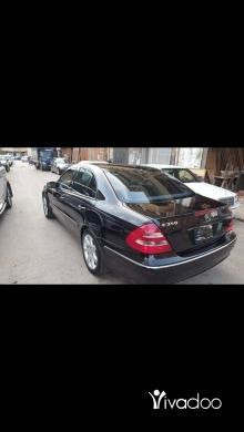 Mercedes-Benz in Kobbeh - 350 موديل 2006