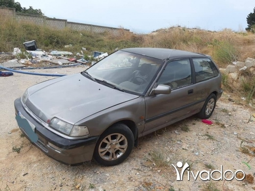 Honda in Tripoli - civic