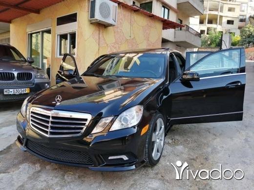 Mercedes-Benz in Deir Ammar - للبيع 212 اجنبية مفولي او للموقايضة