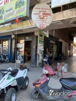 Shop in Zahrieh - محل للبيع