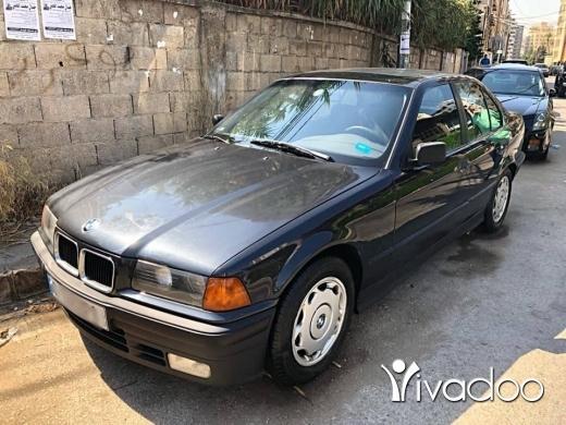 BMW in Tripoli - Bmw 320 model 1992