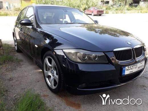 BMW in Choueifat - للبيع بي ام E90 موديل 2008 مفولي اربعه سلندر 320