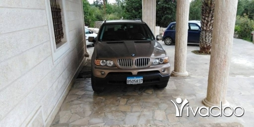 BMW in Abra - X5 2004 v6