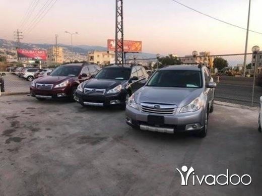 Subaru in Beirut City - subaru outback 2011 2012 full options like new for inf: 71010821