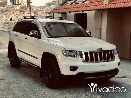 Jeep in Beirut City - Grand cherokee 2011
