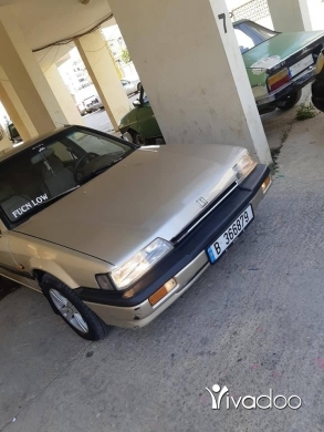 Honda in Kobbeh - ٨٧ honda