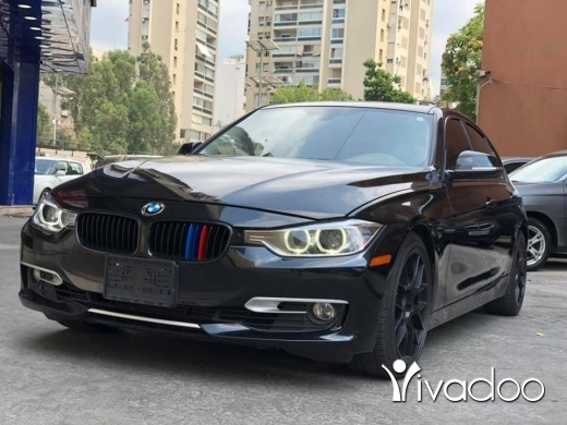 BMW in Port of Beirut - BMW BLACK 328I 2012