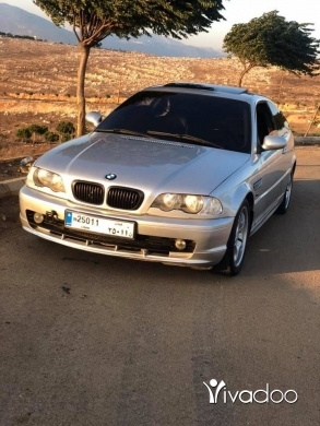 BMW in Nabatyeh - Bmw e46 newboy manual