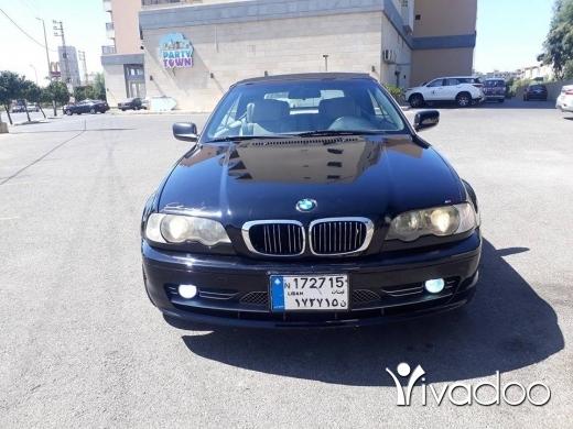 BMW in Saida - بي ام 330 موديل2002