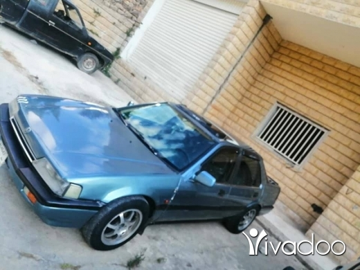 Honda in Tripoli - هندا