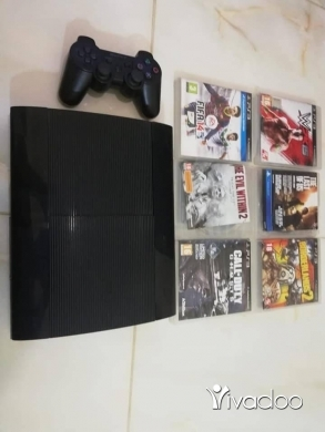 PS3 (Sony PlayStation 3) in Tripoli - Cd ps4