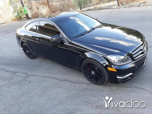 Mercedes-Benz in Saida - Mercedes coupe 2012 c250