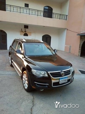 Volkswagen in Beirut City - Touareg special edition full option