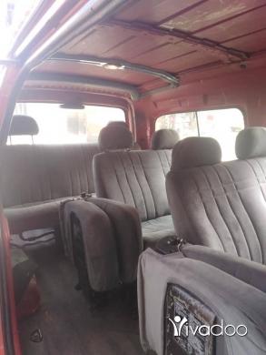 Vans in Deir Ammar - فإن سياحي