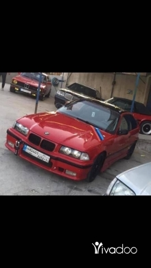 BMW in Tripoli - Boy M3