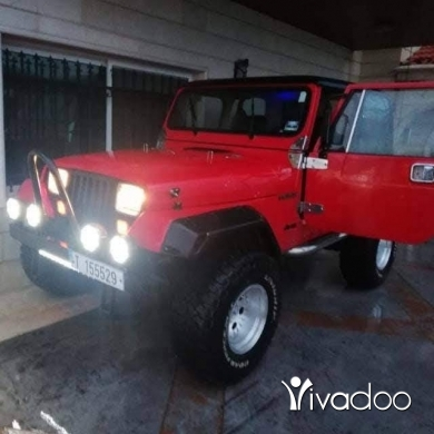 Jeep in Baissariye - Wrangler for sale or trade