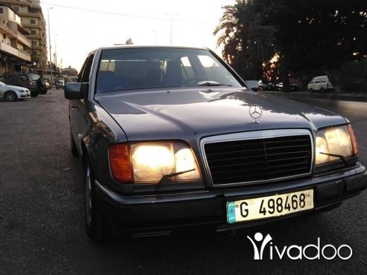 Mercedes-Benz in Al Beddaoui - ٣٠٠ مودال ٩٠ مازوت 5 الحديس اتومتيك مدفوع ٢٠١٩