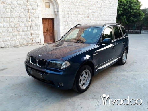 BMW in Zgharta - X3 model 2005
