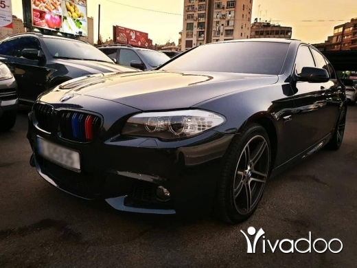 BMW in Port of Beirut - Tuned BMW 535i