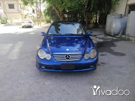 Mercedes-Benz in Nabatyeh - C230 Compraser 2002 for sell