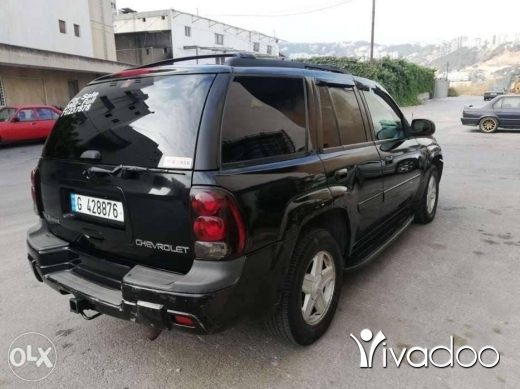 Chevrolet in Beirut City - Trail Blazer