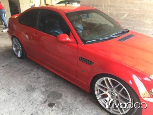BMW in Barja - E46 full locck M3