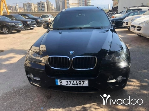 BMW in Tripoli - bmw x6 v6 2010