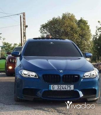 BMW in Aley - BMW M5 F10!!