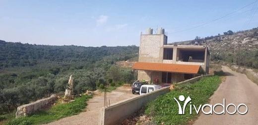 Land in Akkar el-Atika - لقطه للبيع بيت مع ارض حوالي 2100