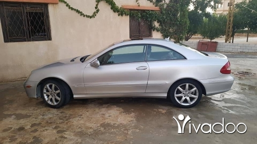 Mercedes-Benz in Zahleh - Mercedes clk350 2007 ajnbyii